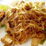 Authentic Pad Thai- the easiest Pad Thai recipe without sacrificing real ingredients.