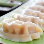 Easy Pork Dumplings- the classic Asian favorite.