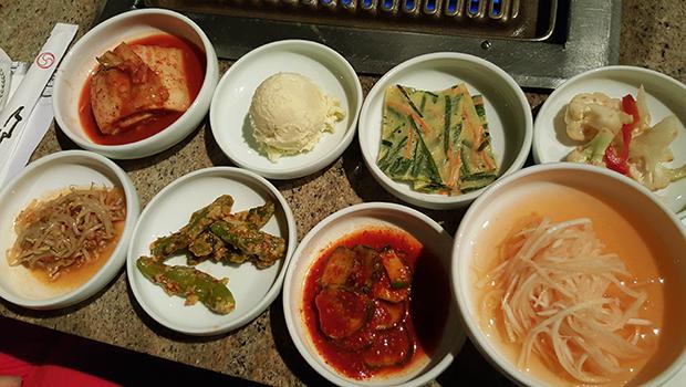Chosun Galbee Banchan- Best Korean Restaurants in LA