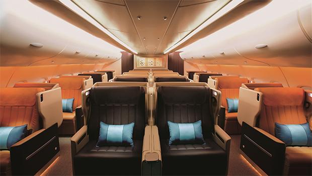 SingaporeAirlinesBusinessClass