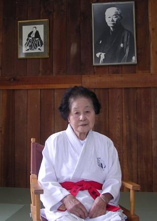 Shihan Keiko Fukuda