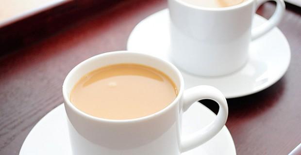 Hong Kong Milk Coffee