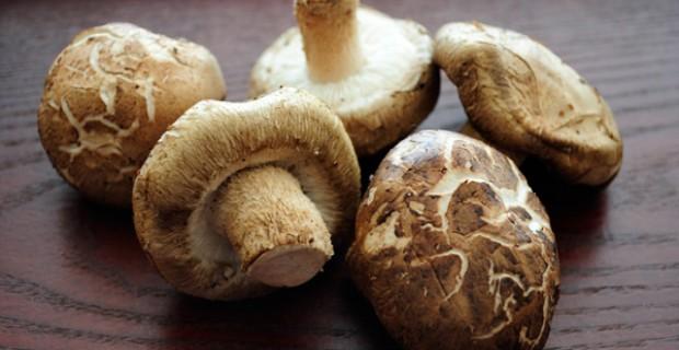 how to eat shiitake mushrooms