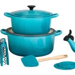 Le Creuset- best cookware for avid home cooks that will last through generations.