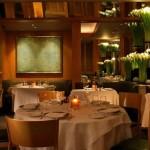 Restaurant Gary Danko- one of the best restaurants in San Francisco.