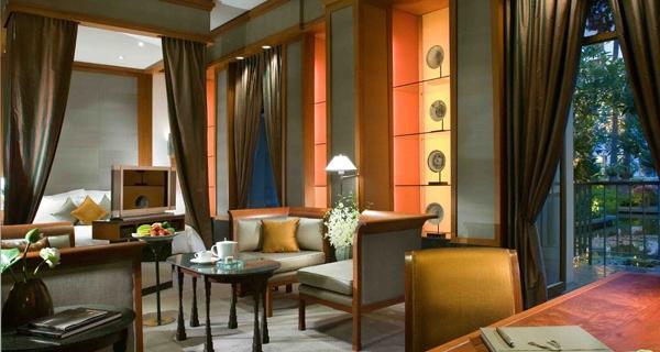 The Sukhothai Hotel Bangkok