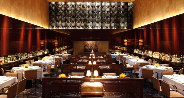 Fasano best restaurants sao paolo brazil for Asian fusion cuisine restaurants