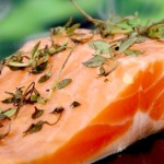 Orange Miso Glazed Salmon- an easy salmon recipe with savory, citrusy flavors.