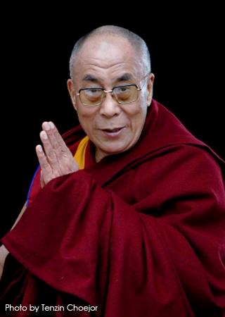 His Holiness Dalai Lama Tenzin Gyatso