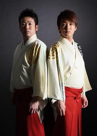 Ryoichiro and Kenichi Yoshida