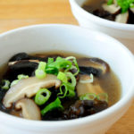 Done in just minutes, this easy, low calorie Hot and Sour Mushroom Soup is perfect year round but especially during cold months as it really warms you up.