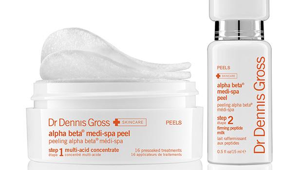 Dr. Gross Alpha Beta Medi Spa Peel- the best at home skin peel.