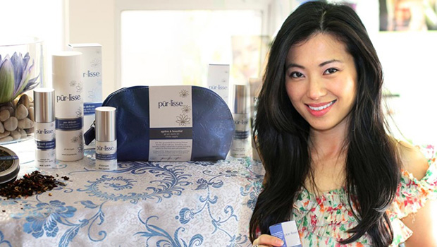 Actress turned Skincare Entrepreneur Jennifer Yen talks about what it takes to start a business from scratch and how close she came to giving up.