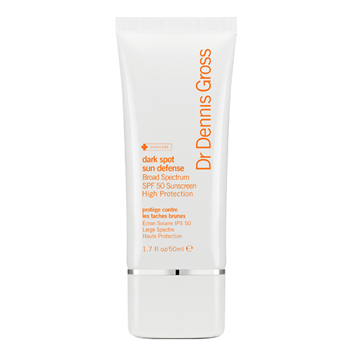 Dr. Gross SPF 50 Sunscreen- one of the best sunscreens available, does not leave streaks and has no odor.