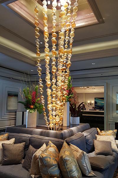 Ritz Carlton Marina Del Rey Lobby