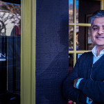 Ajay Walia- Indian Restaurateur of Michelin Starred Rasa Indian Restaurant in Burlingame and Saffron in San Carlos.