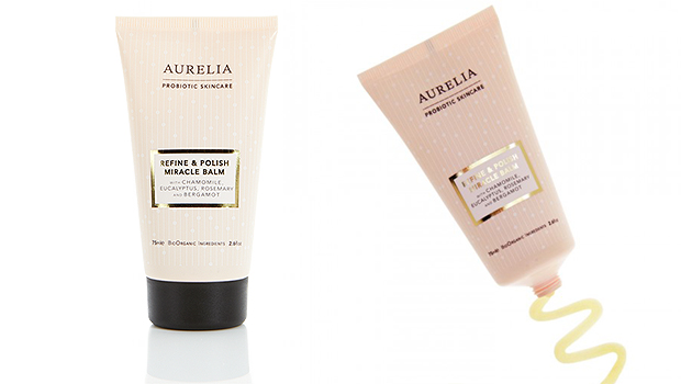 Aurelia Refine & Polish Miracle Balm- Probiotic Skincare for dealing with inflammation.
