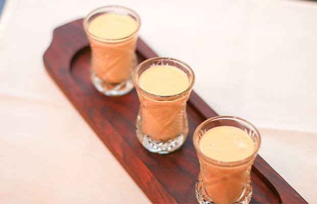 Mina Test Kitchen Review- The Company's Mango Lassi