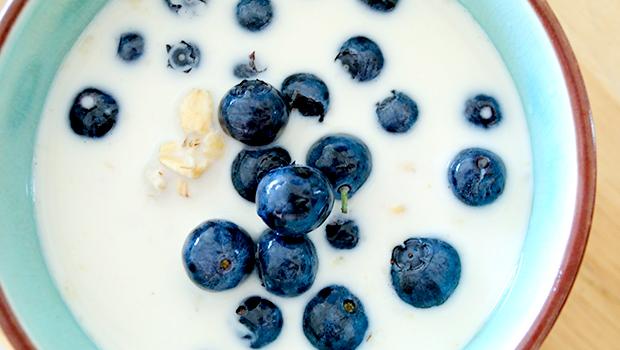 Easy Overnight Oats a.k.a. Bircher Muesli- easy breakfast
