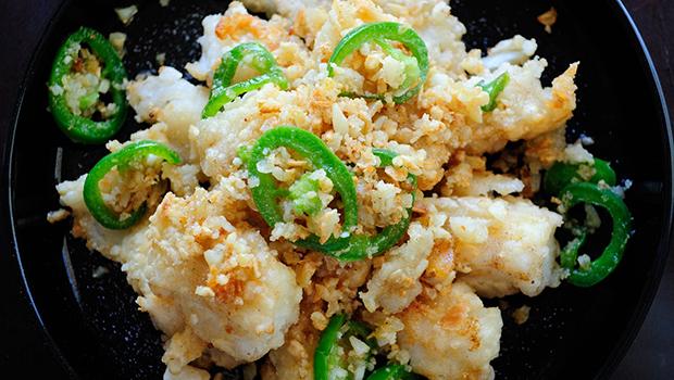 Best Salt and Pepper Fish Recipe
