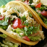 Easy Shrimp Tacos with a touch of Asian flavor