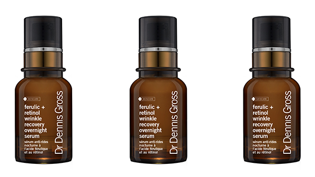 Dr Gross- Ferulic + Retinol Wrinkle Recovery Overnight Serum
