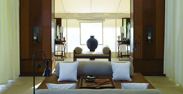 Glamping At Its Best- Aman i Khas, the world's most luxurious camping hotel.