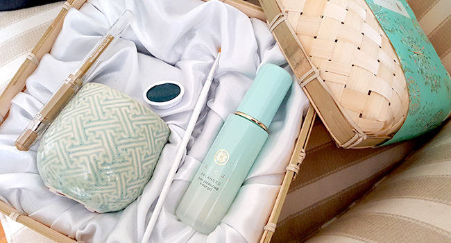 Best Daytime Moisturizer for Oily Skin- Tatcha Pore Perfecting Water Gel Moisturizer