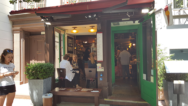 Via Quadronno- Best Coffee in New York - Best Paninis New York