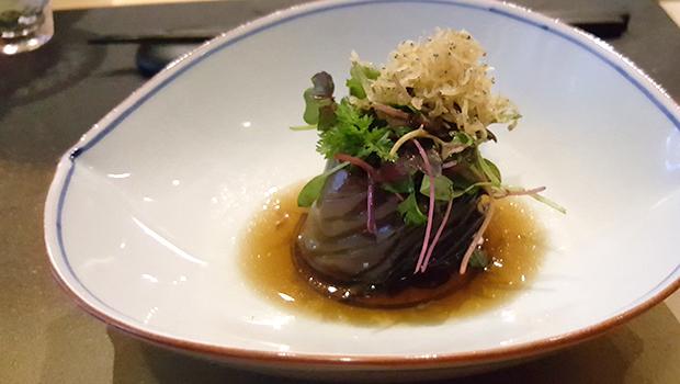 Omakase Eggplant