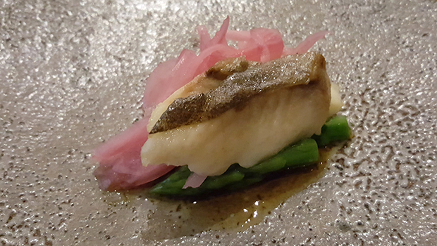Omakase SF Butterfish