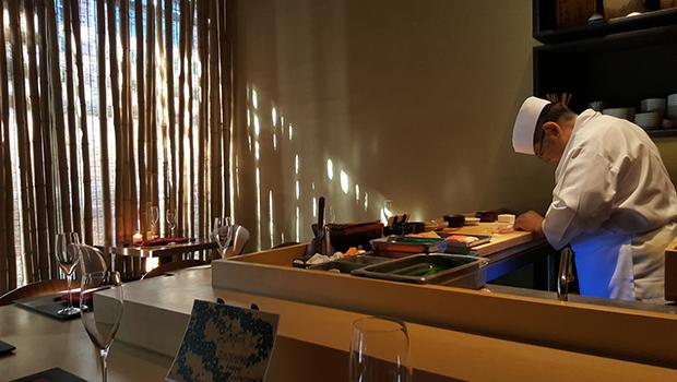 Omakase Restaurant San Francisco