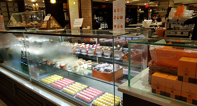 The Plaza Food Hall- Best Places To Eat New York