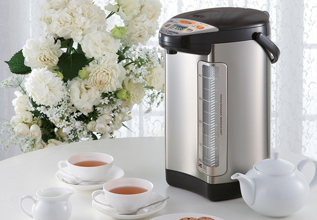Zojirushi Water Boiler and Warmer- Best Kitchen Tools