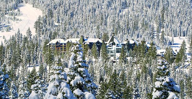 Fun in the Snow at Ritz Carlton Lake Tahoe