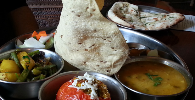 The Best Indian Restaurant in Seattle is a hidden gem in what used to be someone's home. Traveler's Thali is as close to Grandma's cooking as you'll get in the Pacific Northwest.