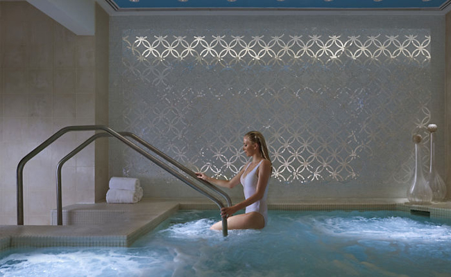 Mandarin Oriental Atlanta has the best Spa in the entire Southeast region of the United States.