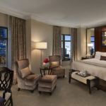 Mandarin Oriental Atlanta is bar none the best hotel in Atlanta with spacious luxurious rooms, marble bathrooms, indoor heated pool and the best Spa in the entire Southeast region.