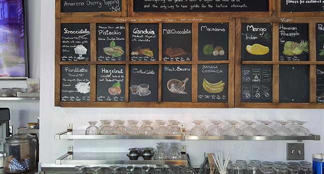 Caravaggio Gelato serves the best gelato in San Francisco bay area.