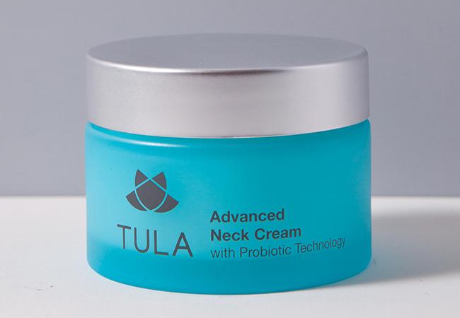 Tula Neck Cream- Best Neck Cream Under $100, Tula's probiotic skincare is revolutionizing the way we look at skincare.