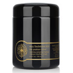 May Lindstrom The Problem Solver- a warming correcting masque that clears acne, blackheads and cleans out pores. A charcoal mask for perfect skin.