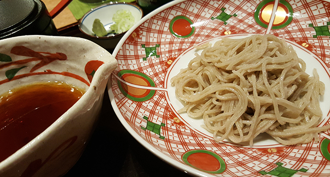 Tempura Matsui- Best Tempura in New York with handmade soba and udon.